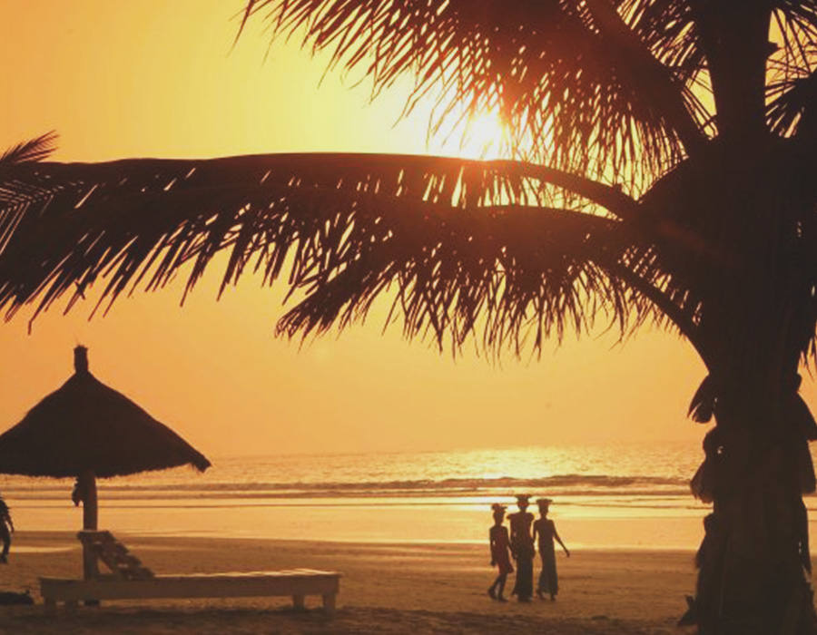 isla de boavista relajación playa