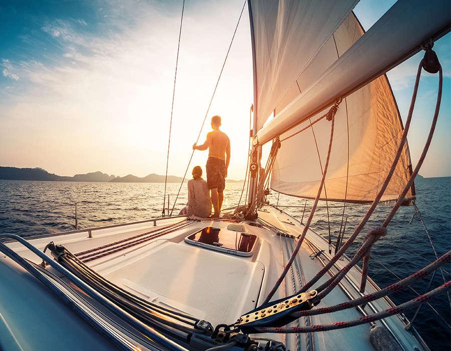 isla de boavista navegación en velero