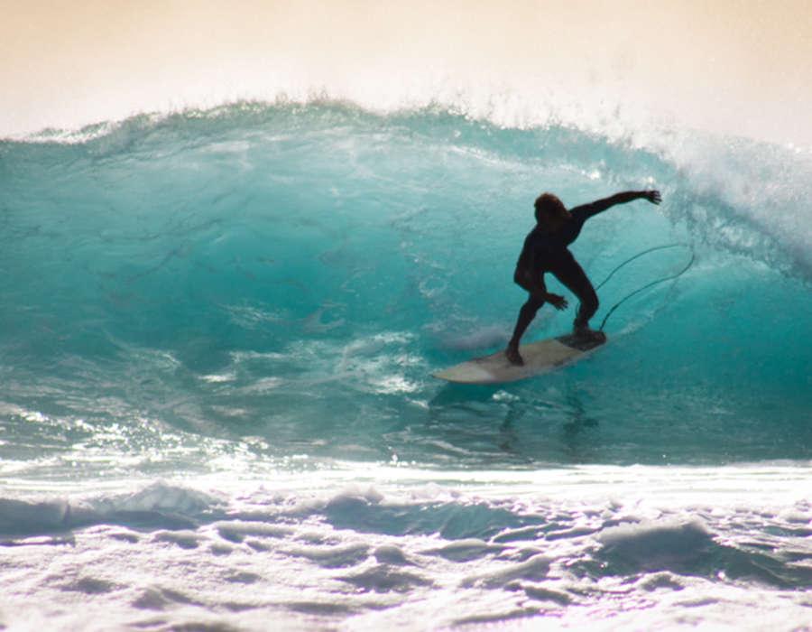viajes a cabo verde deportes de agua surf