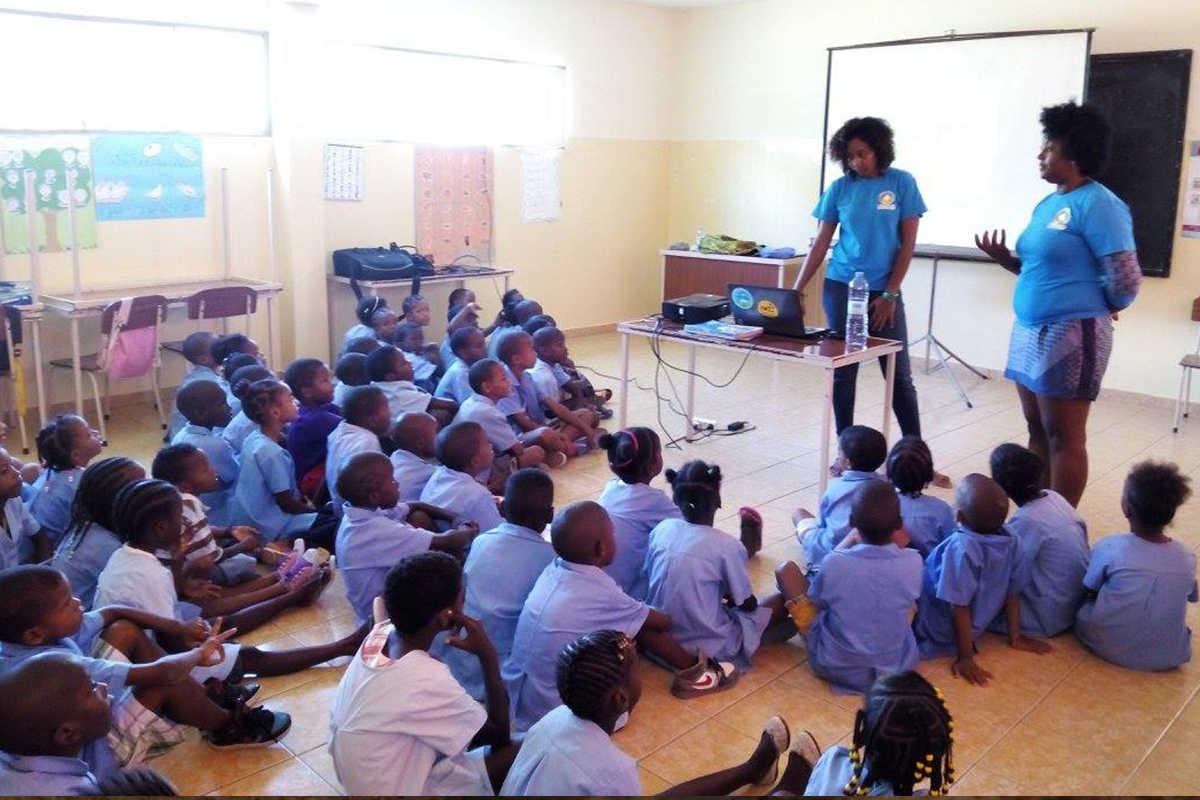 viajes responsables cabo verde ecocv proyecto escuelas