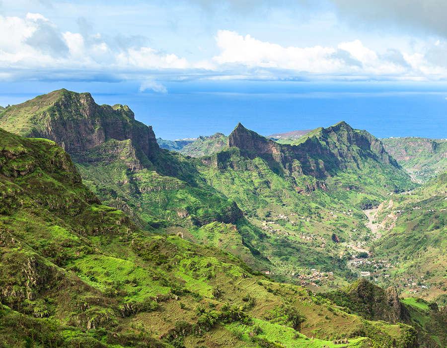isla de santiago serra malagueta trekking senderismo