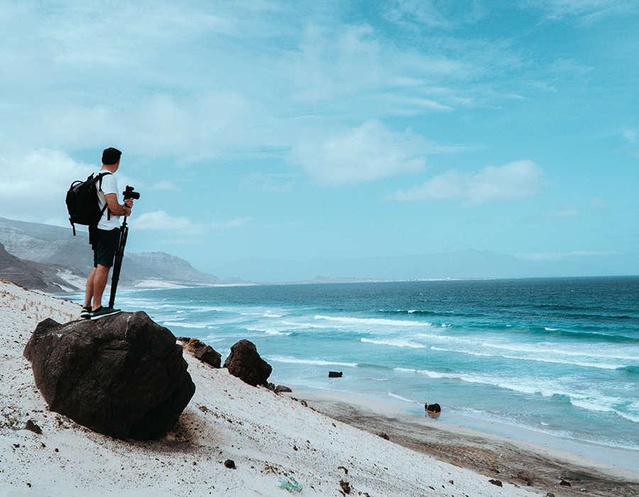 isla de santo antao fotografia costa