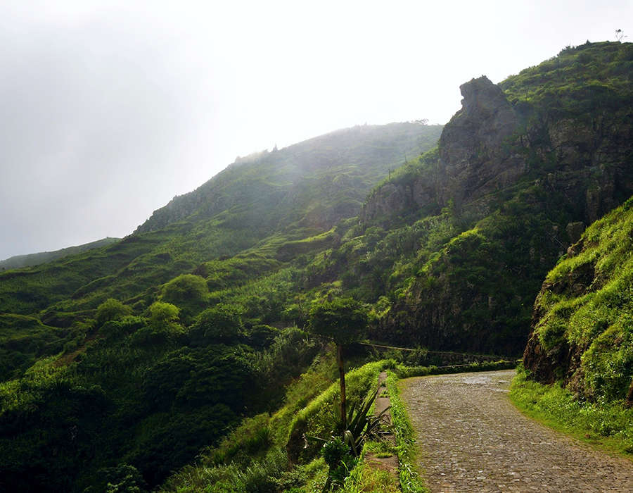 isla de santo antao rutas en 4x4 caminos