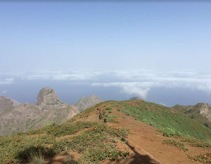 isla de sao nicolau monte gordo panorámica