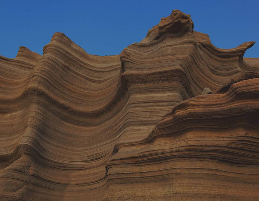 islas de Cabo Verde isla de sao nicolau rocas playa