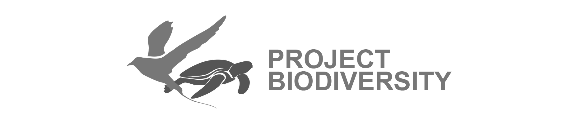 logosngoproject biodiversity bw