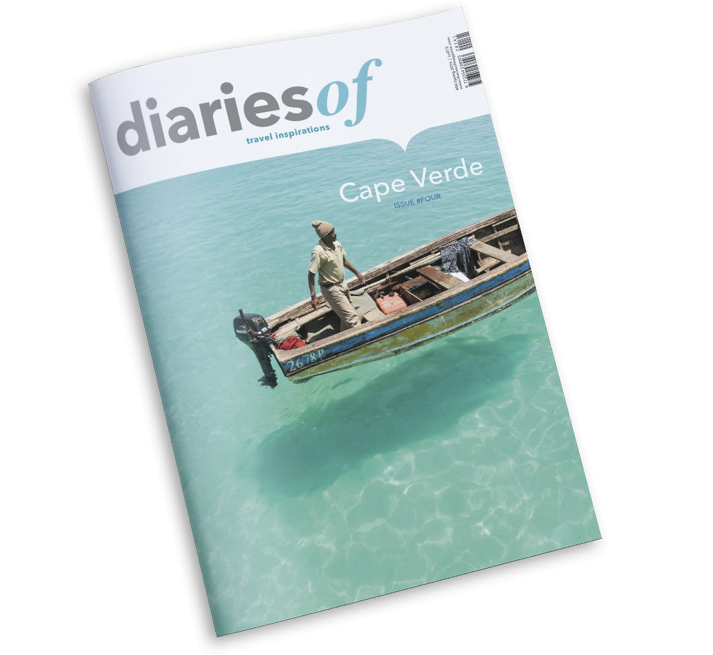 islas de Cabo Verde magazine cabo verde diaries of portada