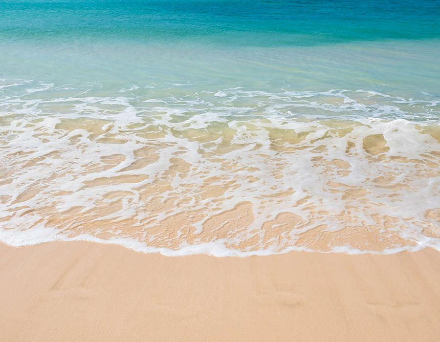viajes a cabo verde playa agua