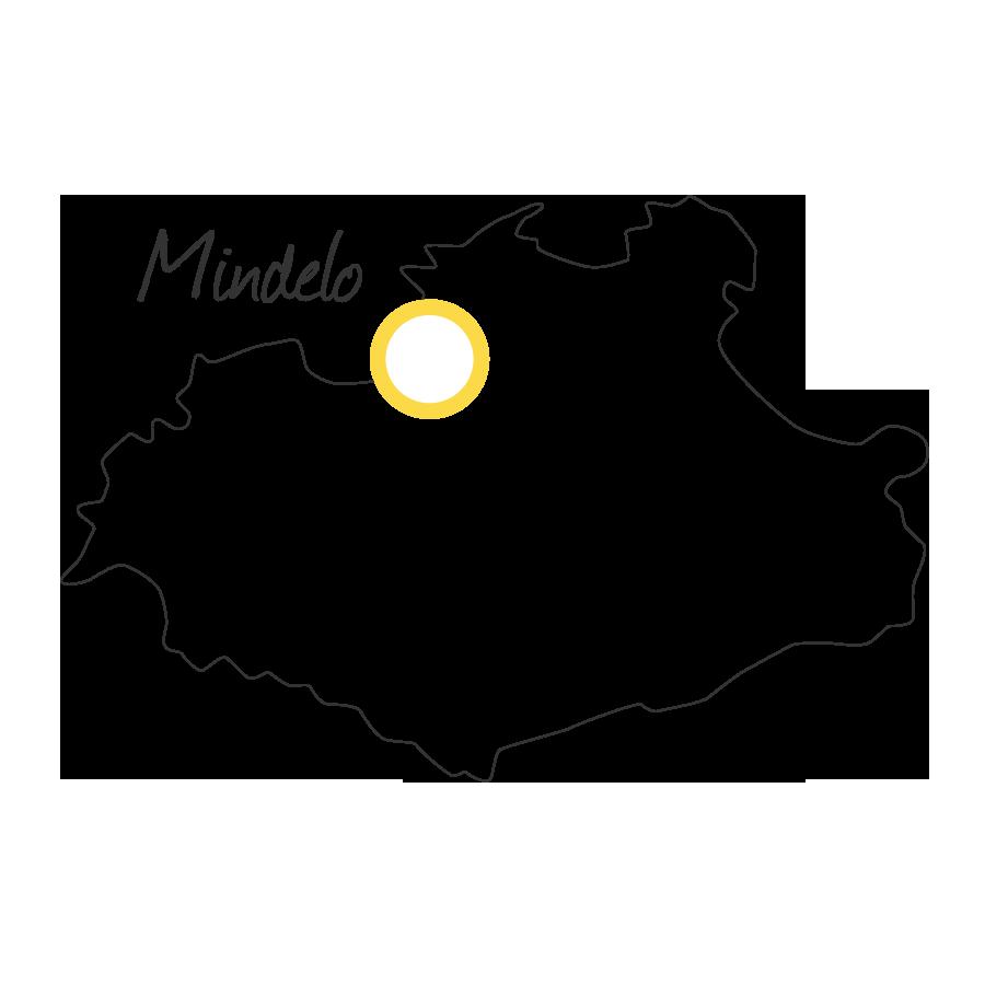 isla de sao vicente cabo verde mapa blanco