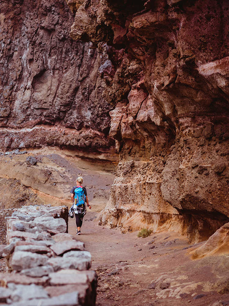 viajes a medida a Cabo Verde destacados trekking