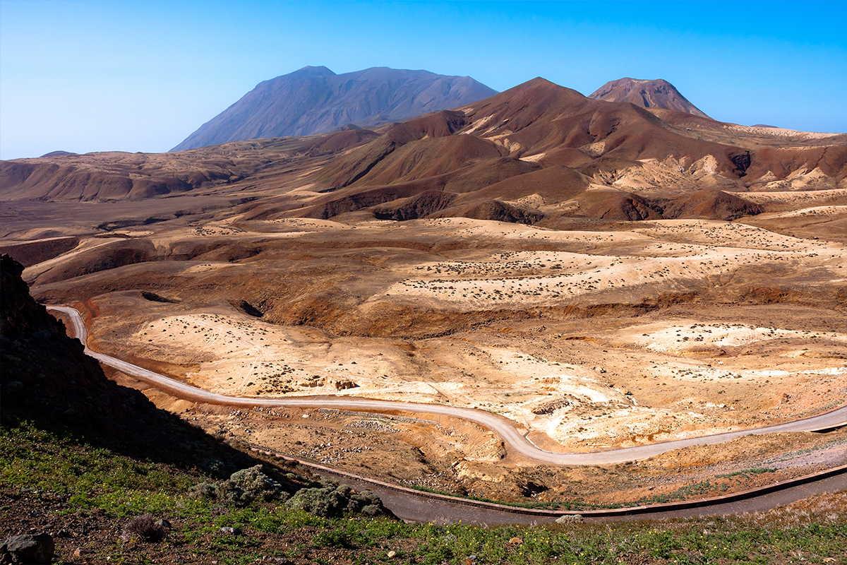 islas del norte paisajes marcianos