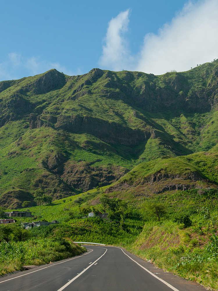 viajar solo en grupo a Cabo Verde destacados Serra Malagueta