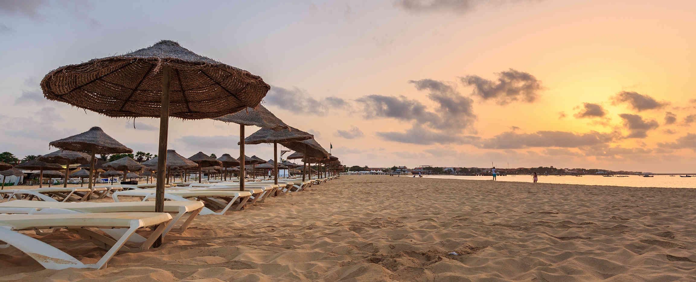 Isla de Sal en Cabo Verde, para disfrutar de las playas