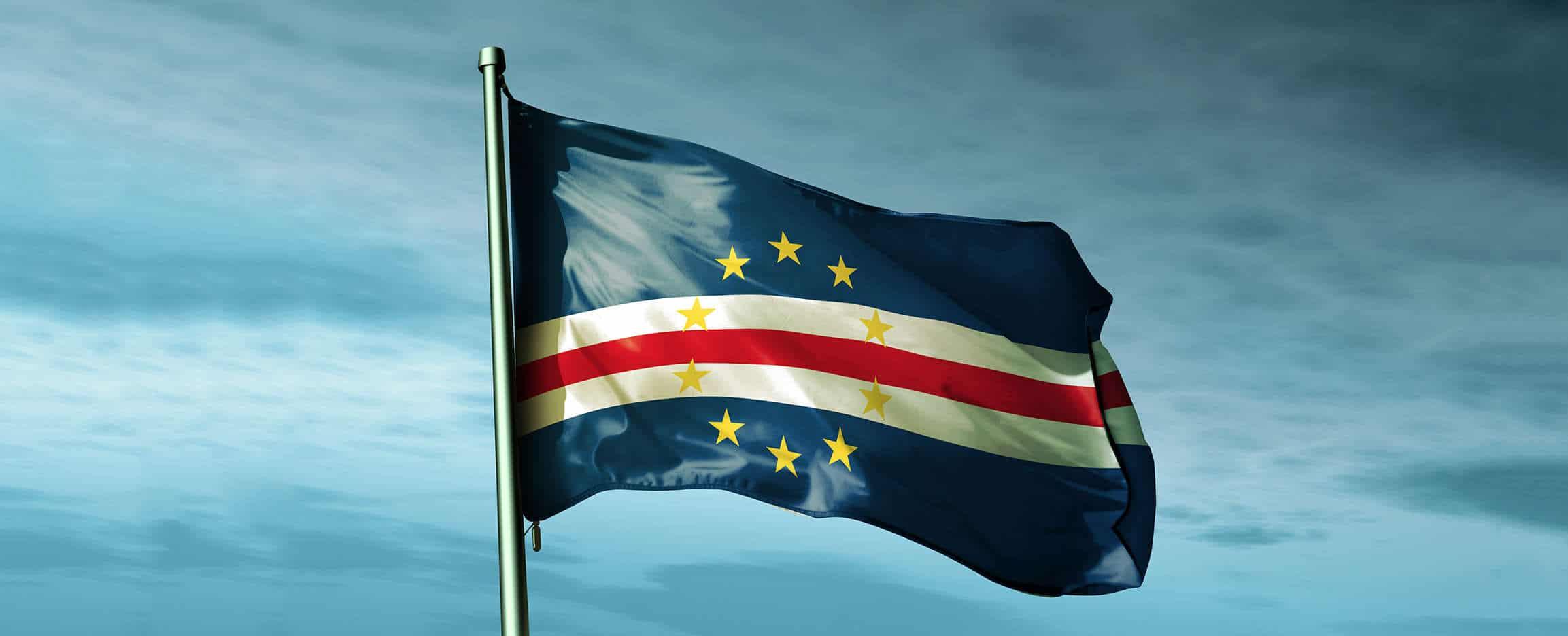 curiosidades de Cabo Verde bandera