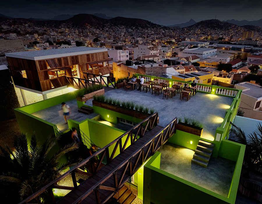 Alojamientos en Cabo Verde eco hosting