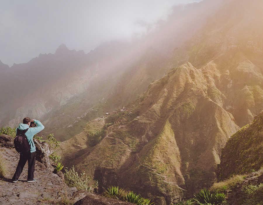Viajes sostenibles en Cabo Verde sin turismo de masas