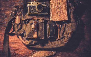tips para viajeros mochila con pasaporte