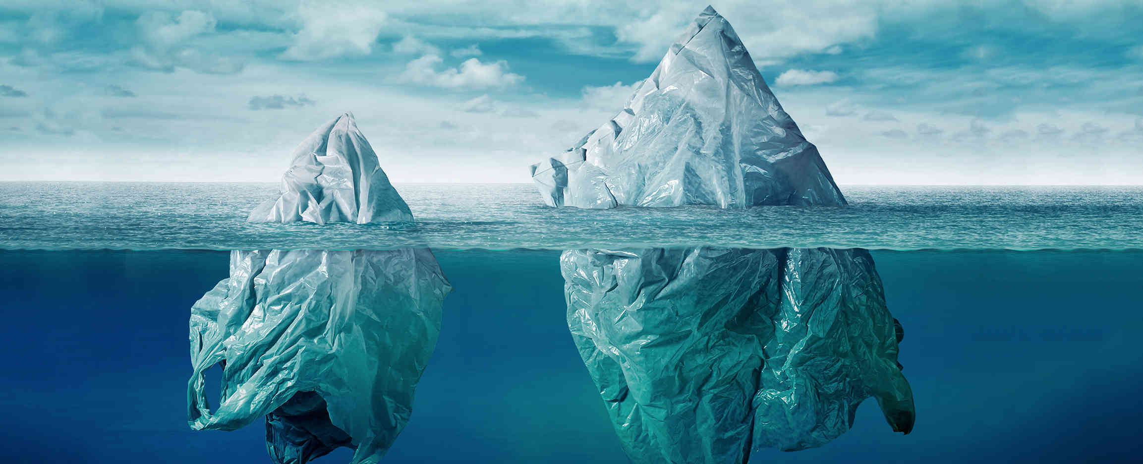 turismo sostenible bolsas peligro iceberg