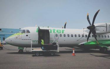 vuelos internos en cabo verde aeropuerto nacional