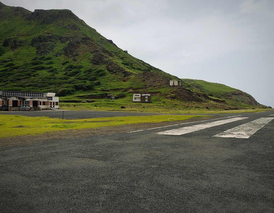 aerodromo abandonado brava cabo verde