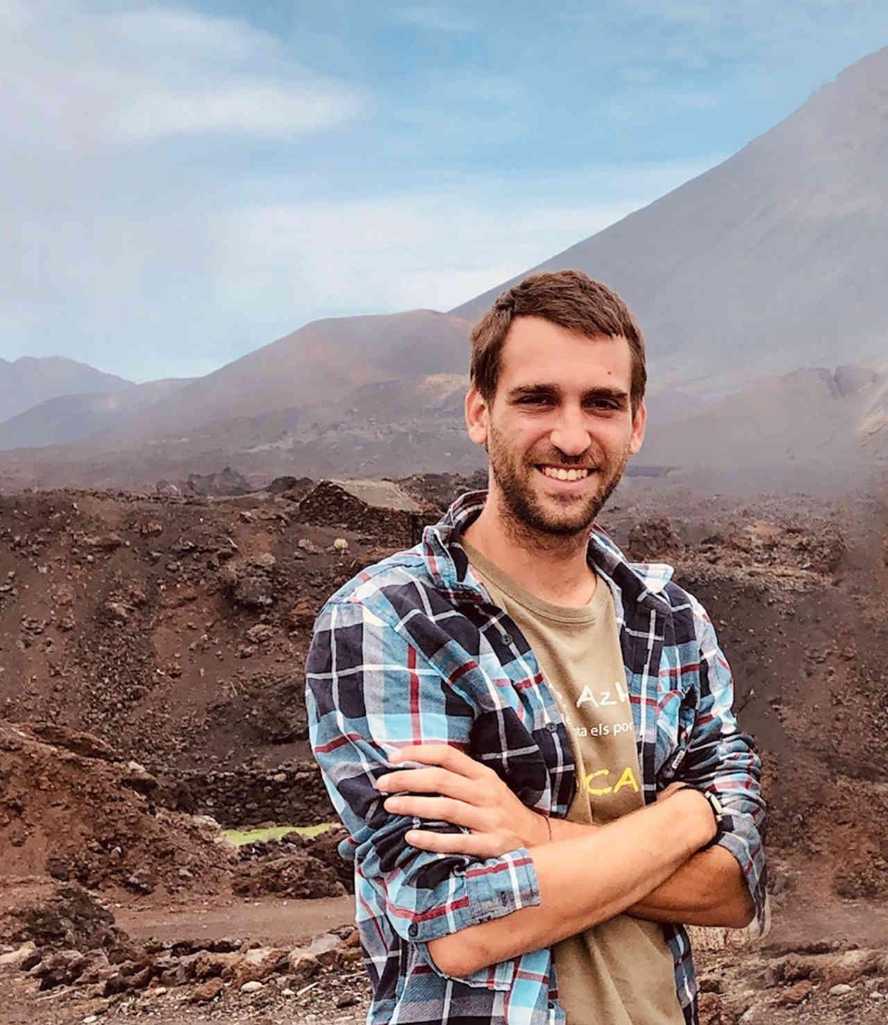Ignasi Feltrer especialista en Cabo Verde
