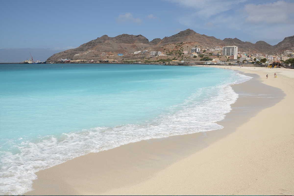 playa de mindelo