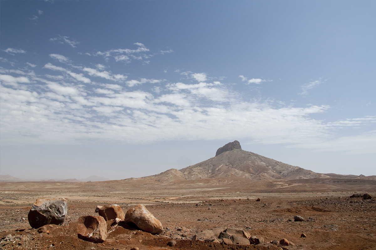 arenas de cabo verde desierto interior boavista
