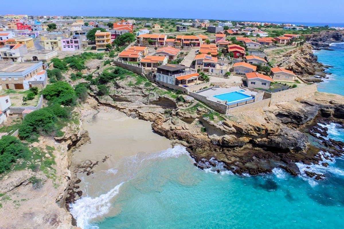 playas de sotavento alojamiento en la costa