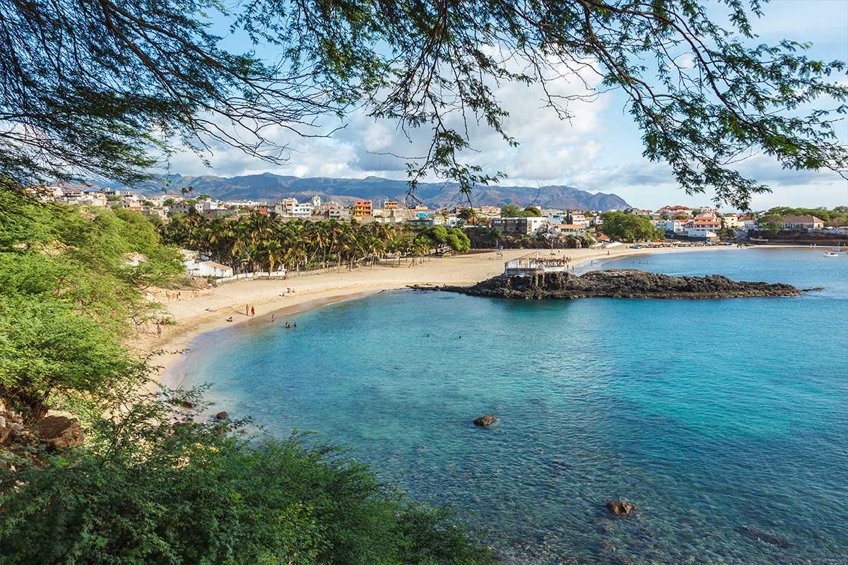 playas de sotavento tarrafal vista