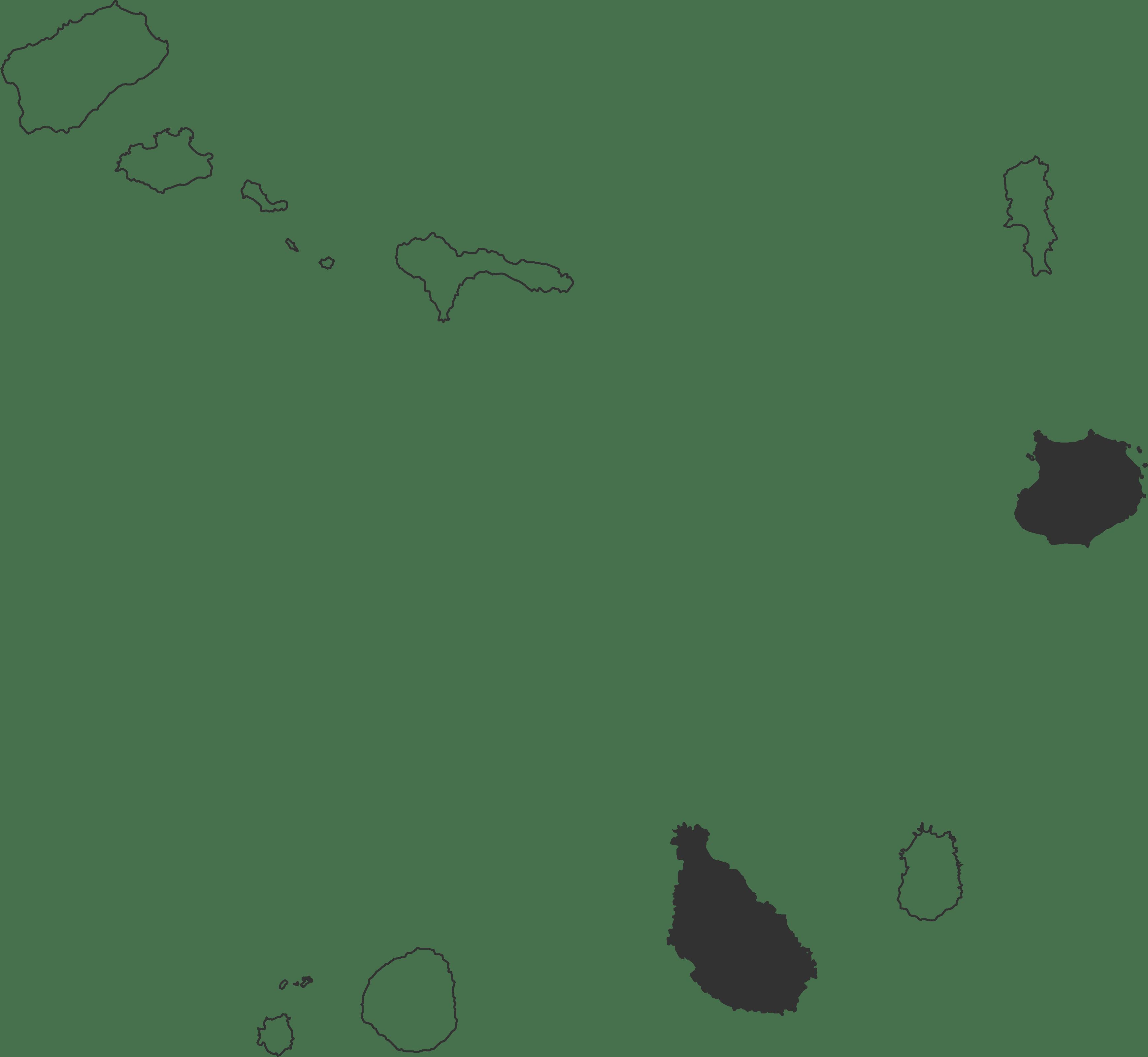 mapa oi cabo verde playas de ensueño