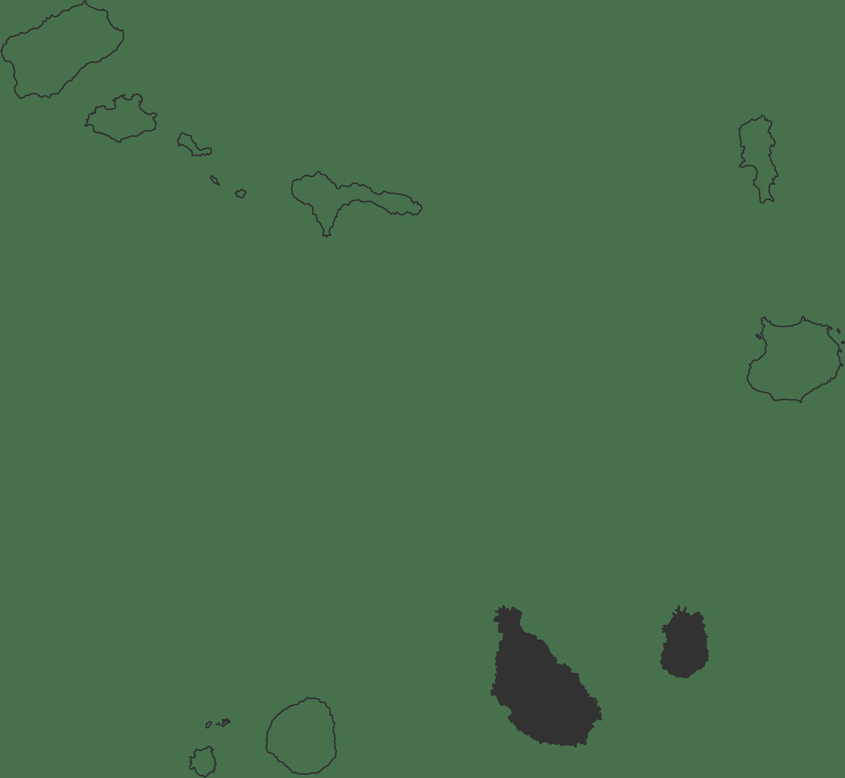 mapa oi cabo verde playas sotavento