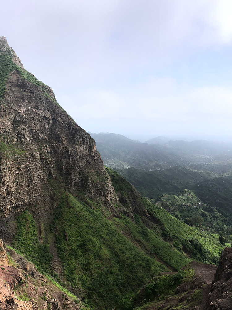 senderismo sotavento vistas trekking pico antonia