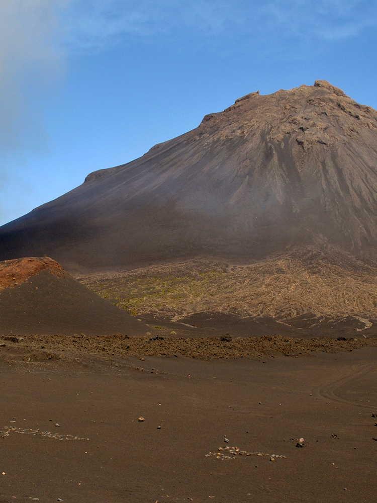 pico de fogo islas de sotavento