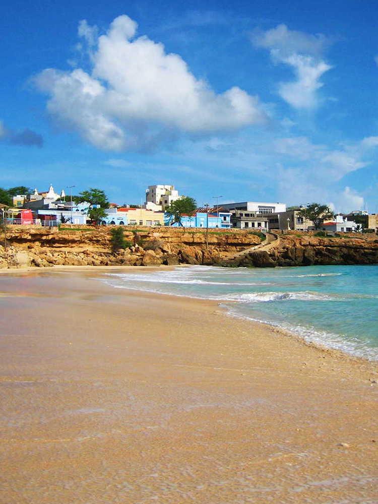 sotavento al completo playa en maio