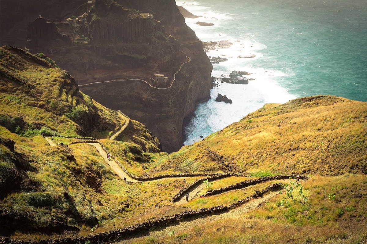 trekking barlovento caminos costa