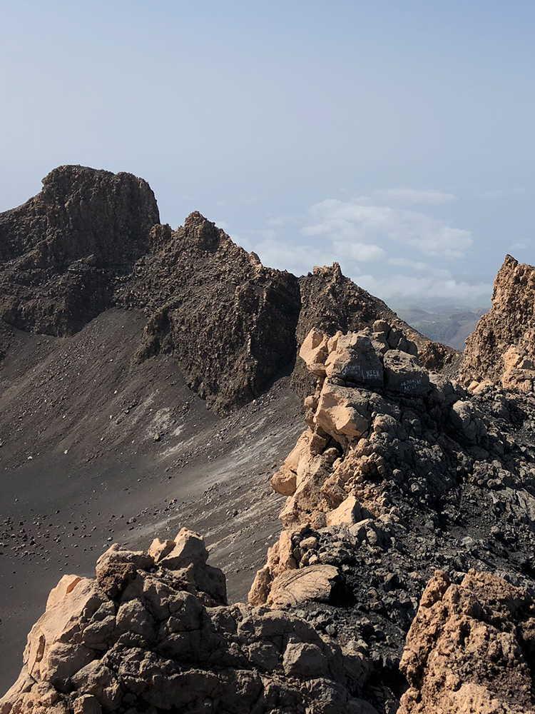 trekking sotavento cumbre de fogo