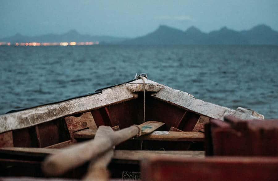 salida en barca pesquera cabo verde